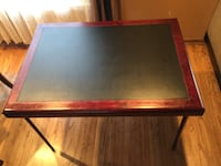 Dominos Card Table foldable  Cherry Hill, 08003
