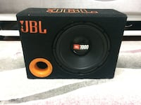 JBL 1000W KUTU BASS Sincan, 06930