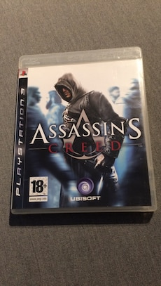 PS 3 Assassin's Creed spill