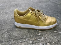 Nike Air Force 1 Low '07 LV8 'Gold' Mens Sz 10 Jacksonville, 32254