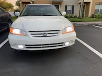 2002 Honda Accord 3.0 EX 4AT w/Leather