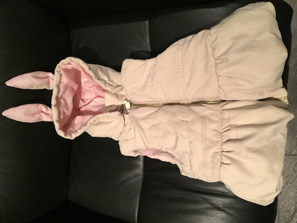 8a4047d8565 Used Sleeveless cardigan with detachable hood for sale in Hommersåk ...