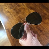 NWOT ray bans men's sunglasses  Alexandria, 22315