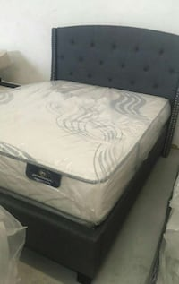 Queen king Bed frame
