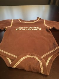 Baby Gap Size 6-12 Month Top