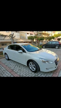 2011 Peugeot 508 1.6 THP 156 HP ACTIVE