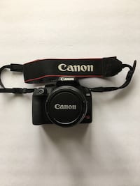 Canon rebel xs including additional lens Herndon, 20171