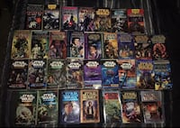 Old Star Wars books Carle Place, 11514