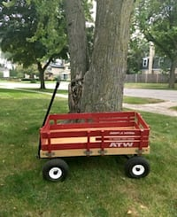 Radio Flyer Wagon with Rubber Tires Arlington Heights, 60004