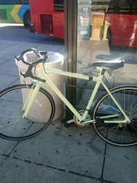 white and black road bike Rockville, 20855