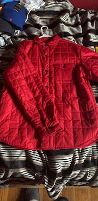 Red Quilted Jacket Randallstown, 21133