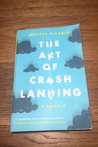 Book: The art of Crash Landing By Melissa DeCarlo