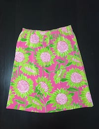Lilly Pulitzer skirt  Falls Church, 22041