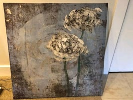 Classic Flower Painting