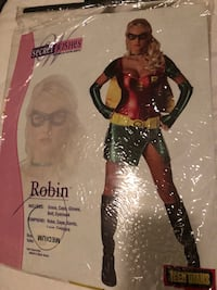 Sexy Robin Costume Medium - Womens - Halloween - Secret Wishes Vienna, 22180