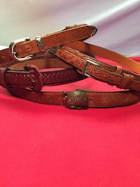 "34"" Leather Belt  Houston, 77032"