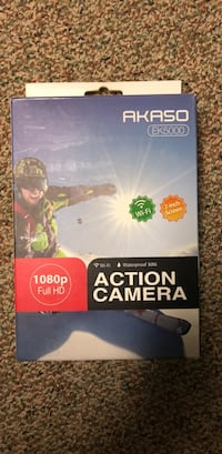 sports action camera 1080p WiFi