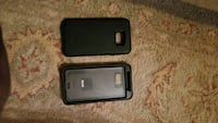 two black phone cases other box note5 Woodstock, 22664