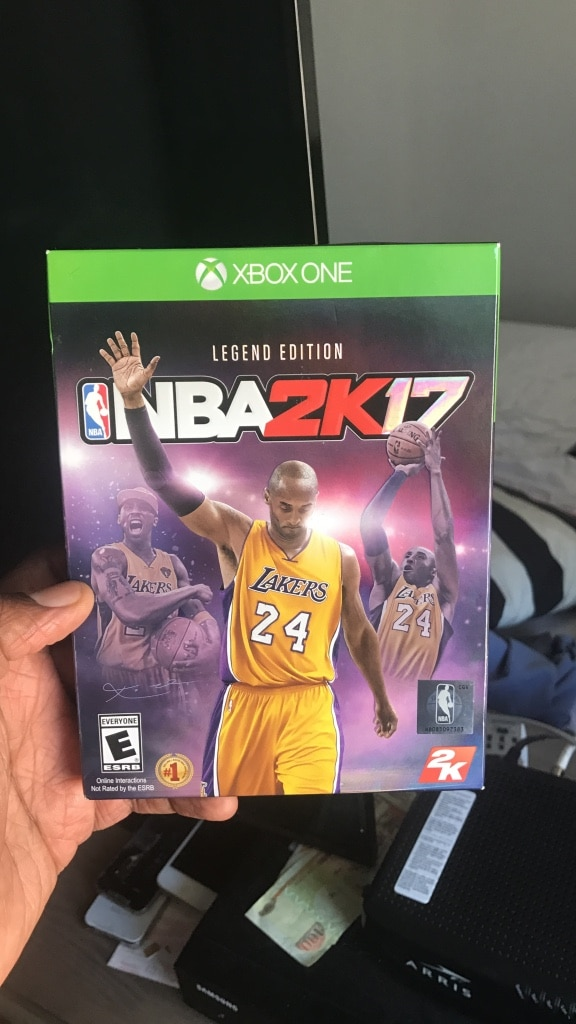 letgo xbox one nba 2k17 in brooklyn ny. Black Bedroom Furniture Sets. Home Design Ideas