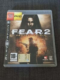 "Gioco PS3 "" FEAR 2"" PlayStation  6972 km"