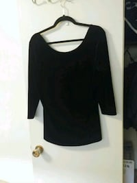 Black blouse  Regina, S4R 3N9