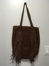 Tote Bag - Genuine Leather