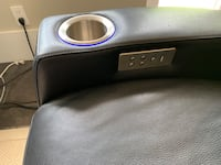 Home Theater Leather Recliners  West Vancouver, V7T 1K1