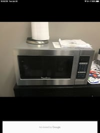 stainless steel Emerson microwave oven Markham, L3R 4X4