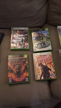 xbox 360 games Cottage City, 20722