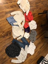 Girls size 4 lot 11 items Laval, H7W 3S3