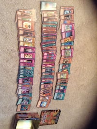 Hundreds of rare holographic yugioh yu-gi-oh cards Sykesville, 21784