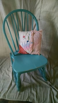 Ladies rocking chair - teal Gore, 22637