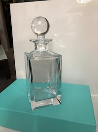 reduced due to one side lightly sketched w company logo Tiffany lightly noticeable 3730 km