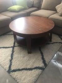 Pottery barn coffee and end table Sorrento, 32776