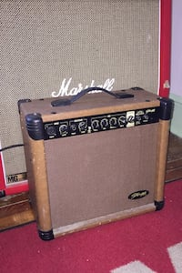 Stagg microphone/guitar amplifier