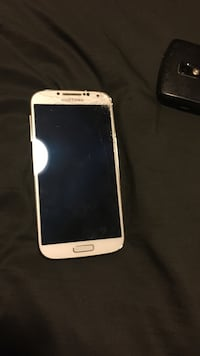 Samsung galaxy s4 cracked screen