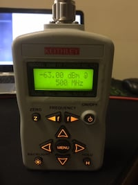 Keithley Instruments 3500 Portable RF PowerMeter 10MHz to 6GHz