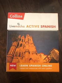 Learn Spanish! - Collins Livemocha Active Spanish Burlington, L7M