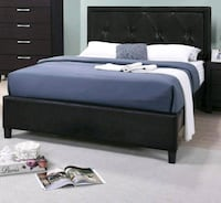 Queen Size Bed Frame & Mattress Set Virginia Beach, 23455
