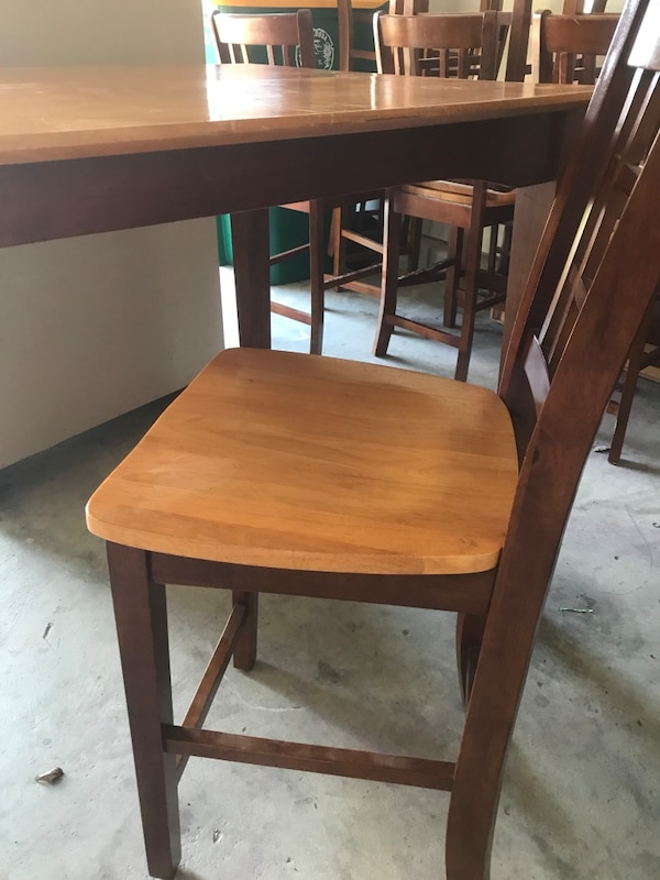 Bar Top Tables And Chairs