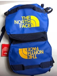 The North Face Blue Backpack Travel Hiking Backpacking Climbing Mountanering NWT Alexandria, 22312