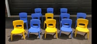 Daycare/Classroom Chairs Mississauga, L5J 1R2