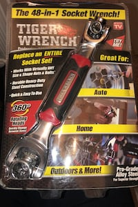 Tools Tiger Wrench