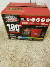 Lincoln electric (180 weld pak 230v Roswell, 30075