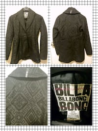 SIZE SMALL BILLABONG COAT@20$ Ottawa, K1G 3P6