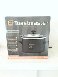 Toast Master Slow Cooker  New York, 10011