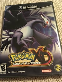 GameCube Pokémon XD gale of darkness  14 mi