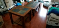 Matching Solid Coffee Table and End Table  Raleigh, 27606
