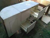white wooden cabinet with drawer Birmingham, 35235