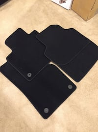 New floor mats (Volkswagen Jetta)  Sterling